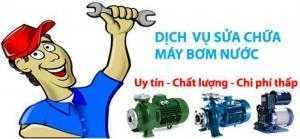 Thợ sửa chữa máy bơm nước chuyên nghiệp TP.HCM