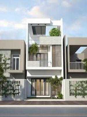Bán nhà ngay gần mặt phố Phạm Ngọc Thạch, mặt tiền 8m, 3 tầng