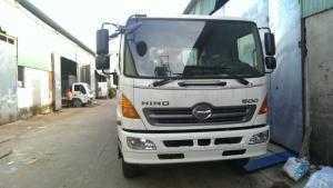 Xe tải Hino FG 9.4 tấn gắn cẩu 3 tấn