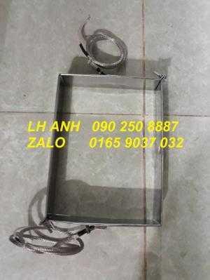 Dẹp hình hộp ra dây 300x 220 x62. 220v. 1500w.