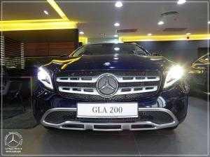MERCEDES GLA200 2018 giá đặc biệt, giao xe ngay