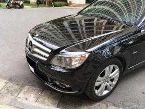 Chính thức rao bán em Mercedes C230 2008 màu đen zin cực chất