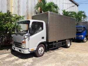 Xe tải Jac 3t45 đầu vuông, công nghệ Isuzu mới nhất