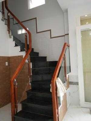Nhà mới đúc 1 trệt 3 lầu Hoàng Hoa Thám, P5, Quận Phú Nhuận