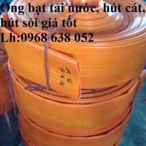 Ống bạt tải nước D40, D50, D65, D80, D100, D125, D150, D200 giá tốt ngay ở đây