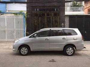 Tôi cần bán Innova 2010 G sốsàn màu bạc xe zin kỹ đẹp không chỗ nói.