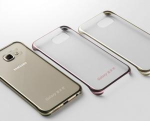 Ốp lưng Samsung S7 edge Bạc