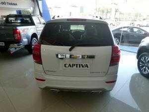 Chevrolet Captiva lăn bánh về nhà chỉ với 200TR.
