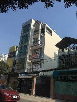 Bán nhà Tân Bình, Phường 2 Mặt tiền đường Hồng Hà 5 tầng 8.6 tỷ.