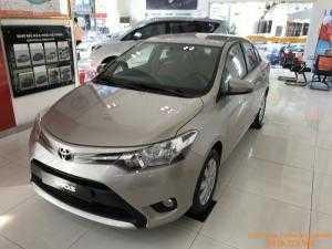 Toyota Vios 1.5E 2018 Số Sàn Màu Nâu Vàng 4R0, Tiện Lợi Khi Kinh Doanh, Bảo Hiểm - Phụ Kiện - Tiền Mặt