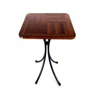 Mẫu bàn ghế chân sắt cho kinh quán ăn, quán cafe
