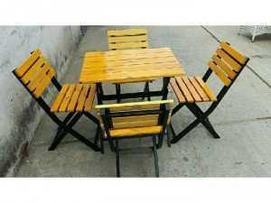 Bộ bàn ghế được ưa chuộng khi kinh doanh quán nhậu, quán ăn