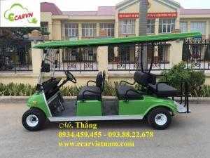 Xe điện sân golf club cả 6 chỗ Japan