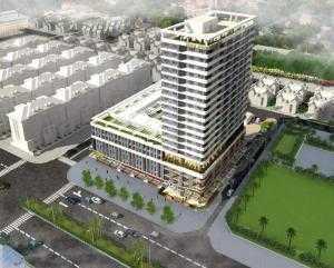 Bán 1 căn góc tại chung cư Hợp Phú Complex.