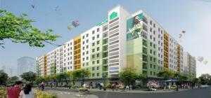 Dự án nhà ở xã hội Bắc Kỳ Yên Phong Bắc Ninh.
