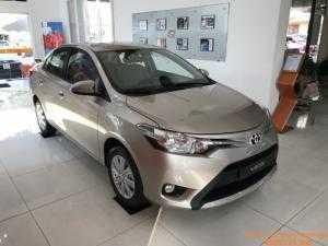 Toyota Vios 2018 1.5E Số Tự Động, Hỗ trợ trả góp tới 90% giá trị xe