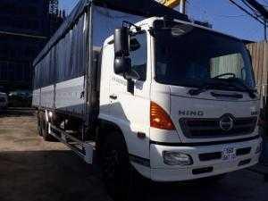 Báo giá xe tải Hino 16 tấn thùng dài 9.2 m,...