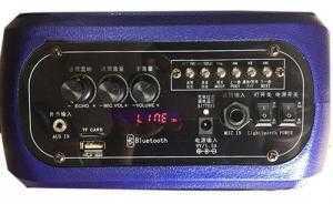 Loa hát Karaoke VSP SA-852 LED kiểu mini TẶNG MICRO không dây