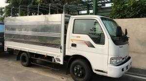 Bán xe tải Kia K165 - 2 tấn 4 - Chạy trong thành phố -  Xe tải Kia mui bạt bửng