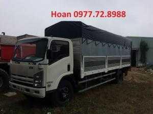 Xe tải có bửng nâng Isuzu Vĩnh Phát Fn129