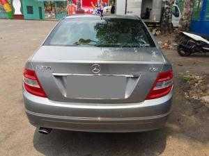 Cần bán nhanh Mercedes C200 bản CGI sx 2010 màu xám bạc