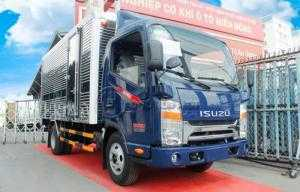 Bán xe tải Jac 2t4 QKR25 thùng 4m3 công nghệ Isuzu
