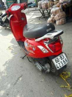 Sym Atila Alizabeth 125 cc bs69