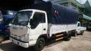 Bán xe tải ISUZU Vĩnh Phát 3,5 tấn thùng kin, lửng, bạt