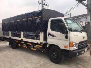 Xe Tải HYUNDAI HD120SL Tải 8 tấn - Thùng dài 6m3 - HYUNDAI MIỀN NAM