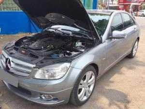 Cần bán nhanh Mercedes C200 bản CGI sx 2010 màu xám bạc đẹp leng keng. Xe nhà đập thùng từ đầu