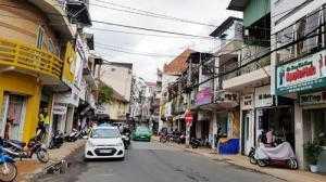 Bán gấp 370 mét vuông đất Xây dựng phù hợp xây khách sạn ngay trung tâm thành phố Đà Lạt