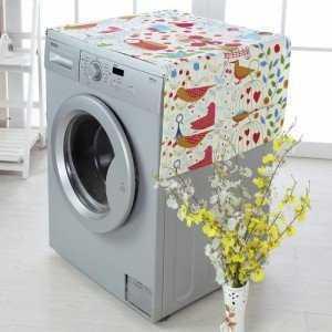 Tấm Phủ Tủ Lạnh Họa Tiết Đa Năng, Kích thước 130x55 cm - MSN383246