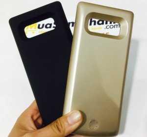 Ốp Kiêm Pin Sạc Dự Phòng Samsung Note 8 JLW-Note 8 6500mAh - MSN181328