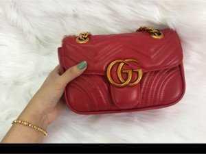 Gucci đỏ size 22cm