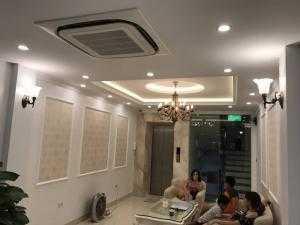Nhà mặt phố 9T thang máy đẹp ngất ngây Nguyễn Khang 50m