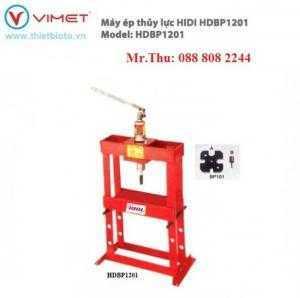Máy ép thủy lực 10 tấn HIDI HDBP1201