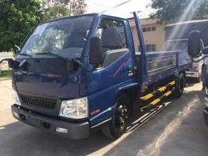 Xe Tải IZ49 thùng lửng tải trọng 2T4