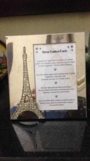 Khung ảnh bạc Paris 200k