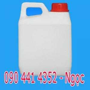 Nơi bán can nhựa đựng hóa chất: can 1 lít, can 1L, can 2 lít, can 2L, can 4 lít, can nhựa 4L, vỏ can nhựa 5 lít