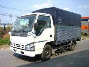 Đại lý bán xe tải Isuzu 1.4 Tấn uy tính | Xe tải Isuzu 1 tấn 4 đóng sẵn thùng giá tốt.