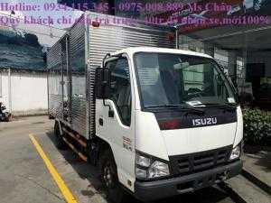 Xe tải isuzu 1,4 tấn QKR55F, giá xe tải isuzu 1t4, bán xe tải isuzu 1tan4 trả góp,xe tải isuzu 1.4T gia re. 