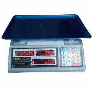 Cân tính giá 30kg UPA- Q UTE có cổng RS232