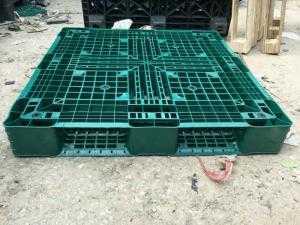 Pallet nhựa mới tại Hà Nội PL02-HG
