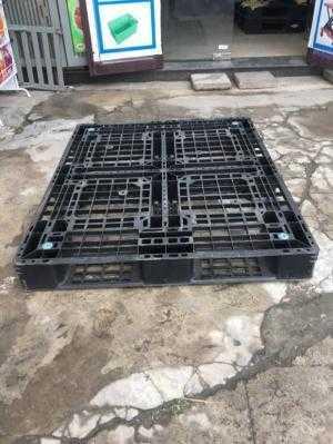 Pallet nhựa mới tại Hà Nội PL01-HG