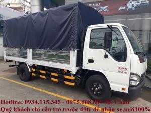 Chuyên bán xe tải isuzu 1.9 tấn ( isuzu 1T9) xe tải isuzu 1tan9 ( isuzu 1.9 Tấn ) trả góp