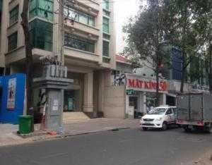 Mặt phố Trần Quang Diệu, 85m2, 5 tầng, mặt tiền rộng, thu 600tr/năm