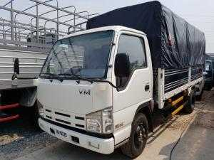 Xe tải nhẹ ISUZU 3,4 Tấn - Thùng dài 4,3