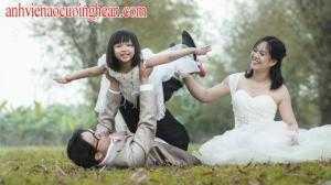 Chụp ảnh cưới tại Vinh