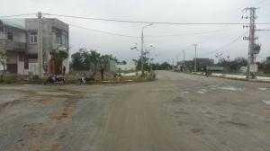 Sở hữu ngay lô đất an cư lập nghiệp bên cạnh cổng phụ khu công nghiệp Điện Nam Điện Ngọc.