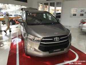 Toyota innova 2.0E số sàn. Hệ thống an toàn được cải tiến rất nhiều giúp quý khách hàng yên tâm hơn trong quá trình đi lại.